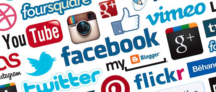 mạng xã hội, social media