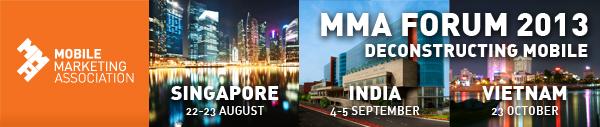 eBrand Co.,      Ltd - Social Media Partner for MMA Forum Vietnam 2013