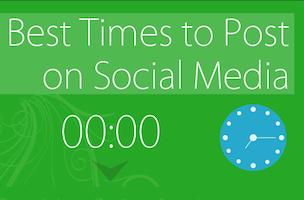 thời gian hiệu quả để đăng nội dung lên mạng xã hội